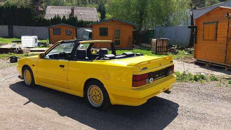 Mazda 626 Cabriolet