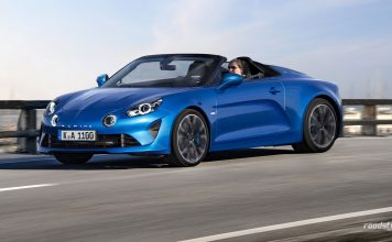 Alpine A110 Roadster