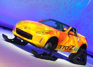 Nissan 370Zki concept