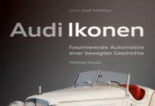 Buchvorstellung: Audi Ikonen