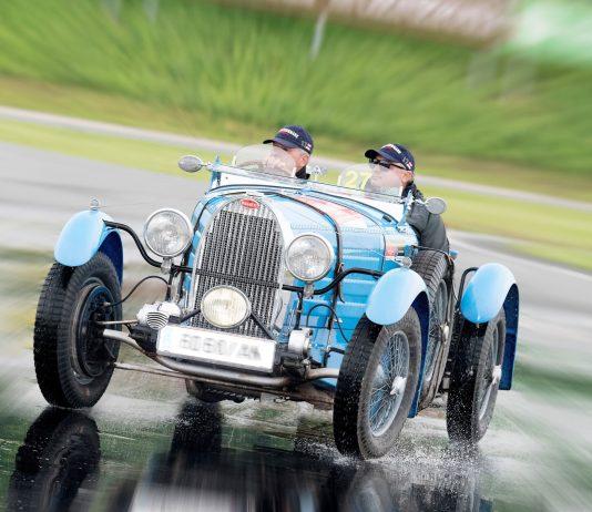 Oldtimerrallye Südsteiermark-Klassik – die Nummer eins-Veranstaltung in Sachen Vorkriegsautos