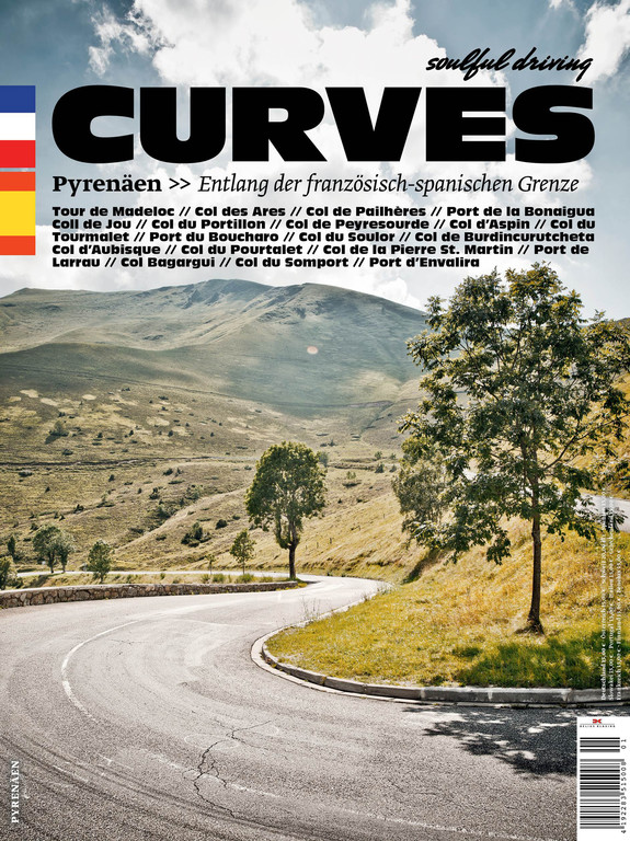 """Curves""-Band 4 führt in die Pyrenäen Foto: Auto-Medienportal.Net/Delius Klasing"