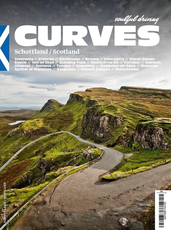 """""""Curves Schottland"""" von Stefan Bogner. Foto: Auto-Medienportal.Net/Delius Klasing"""