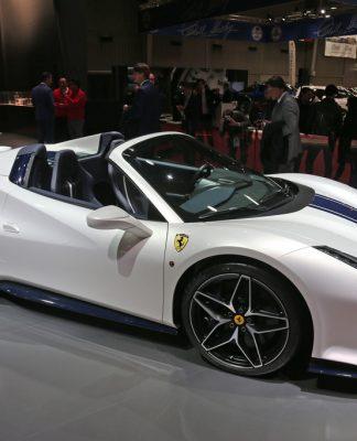 Ferrari 488 Pista. Foto: Auto-Medienportal.Net/Ferrari