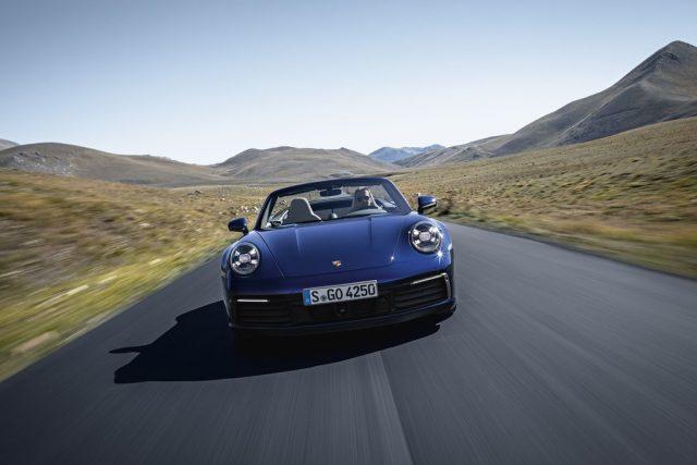 Porsche 911 Carrera 4S Cabriolet. Foto: Auto-Medienportal.Net/Porsche