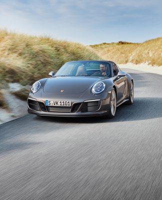 Porsche 911 Targa 4 GTS Exclusive Edition. Foto: Auto-Medienportal.Net/Porsche