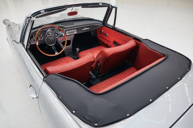 Prototyp des BMW 1600 GT Cabriolet (1967). Foto: Auto-Medienportal.Net/BMW