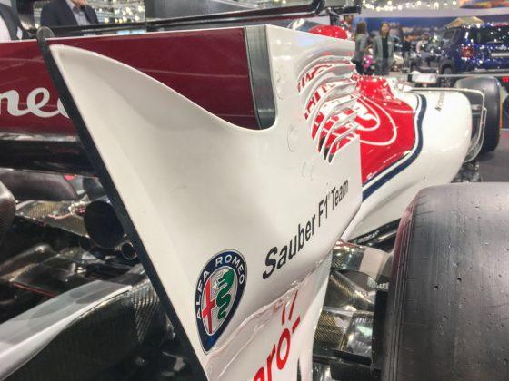 Sauber F1 2018 Foto: © Mario Kranabetter 2019