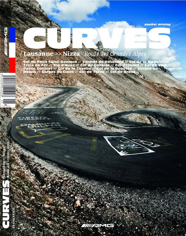 "Titelbild der ""Curves""-Erstausgabe. Foto: Auto-Medienportal.Net/Delius Klasing"