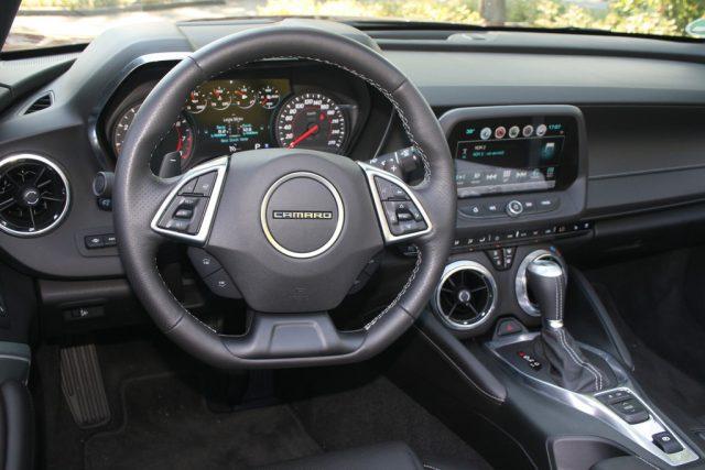 Chevrolet Camaro Turbo 2,0 L Cabrio. Foto: Auto-Medienportal.Net