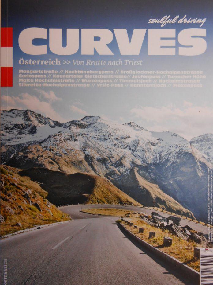 Curves 5 Österreich von Stefan Bogner. Foto: Delius-Klasnik-Verlag