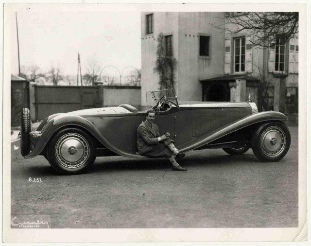 Bugatti Royal Roadster. Foto: Auto-Medienportal.Net/Bugatti