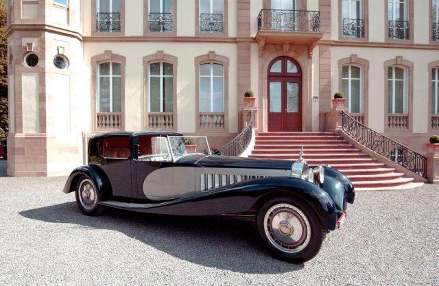 Bugatti Typ 41 Royale. Foto: Auto-Medienportal.Net/Bugatti