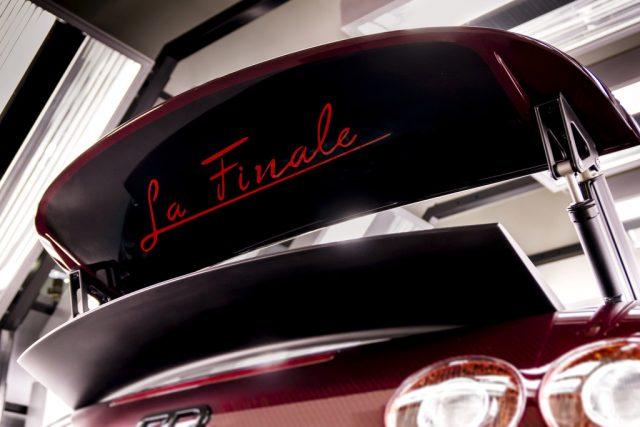 """Bugatti Veyron Grand Sport Vitesse """"La Finale"""" Foto: Auto-Medienportal.Net/Bugatti"""