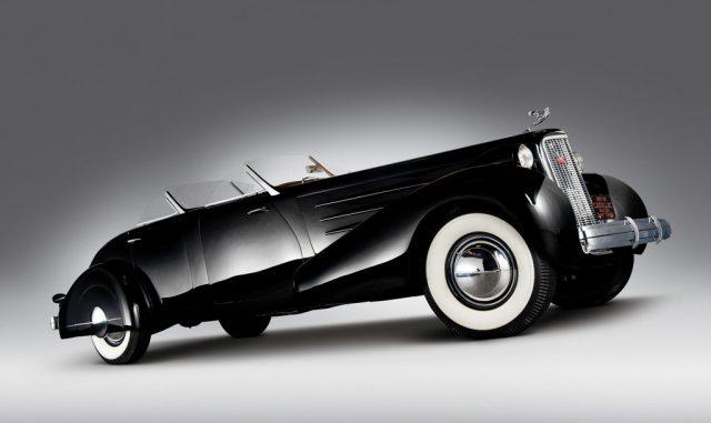 Cadillac Fleetwood V-16 Phaeton (1937). Foto: Auto-Medienportal.Net/Cadillac