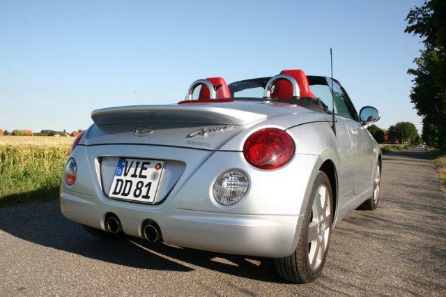 Daihatsu Copen Foto: Auto-Medienportal.Net