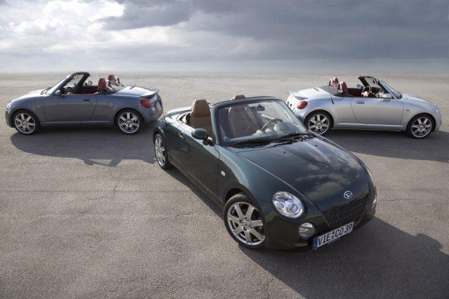Daihatsu Copen Foto: Auto-Medienportal.Net/Daihatsu