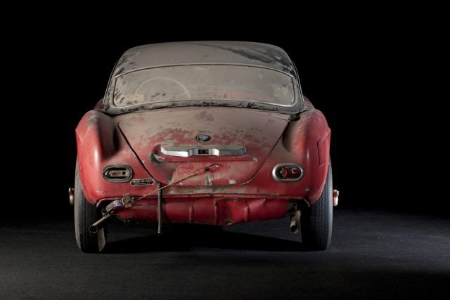 Elvis' BMW 507. Foto: Auto-Medienportal.Net/BMW