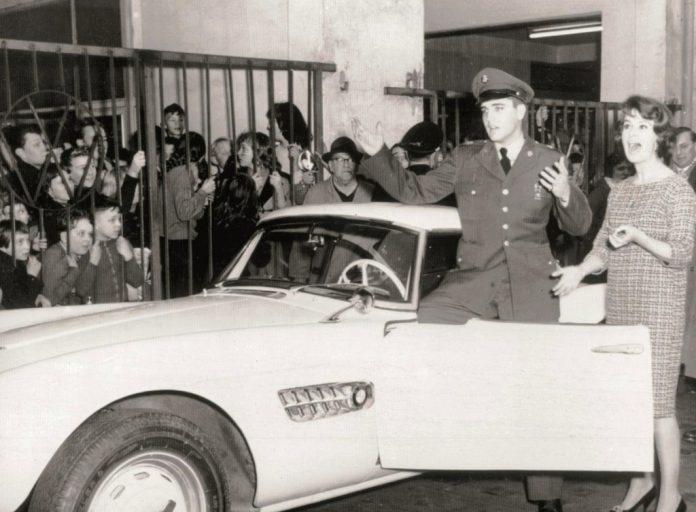 Soldat Elvis und ein 507. Foto: BMW