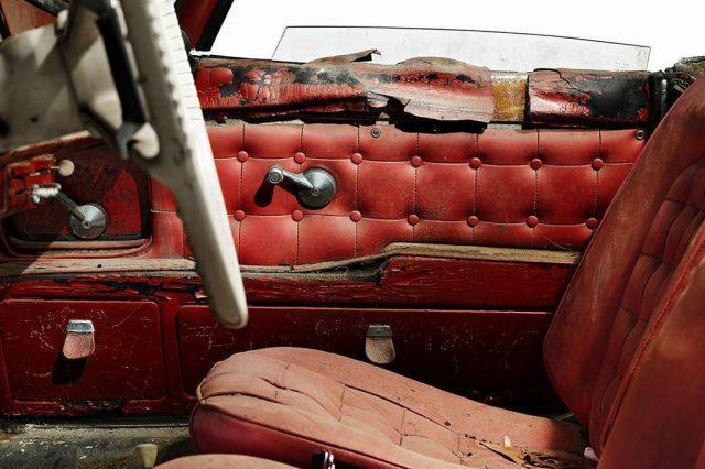 BMW 507: Bestandsaufnahme. Foto: BMW