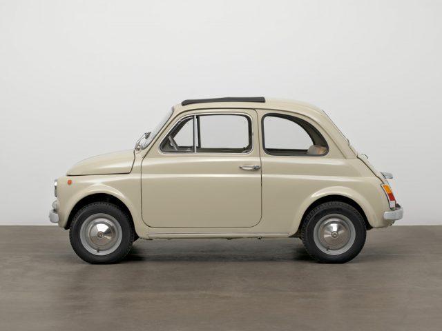 Fiat 500 F (1965–1972). Foto: Auto-Medienportal.Net/Fiat