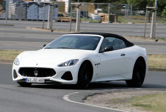 Maserati Gran Cabrio Foto: Auto-Medienportal.Net/Maserati