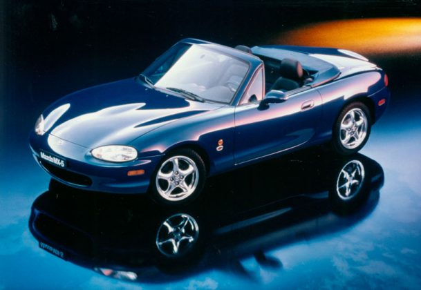 Mazda MX-5 10th Anniversary.