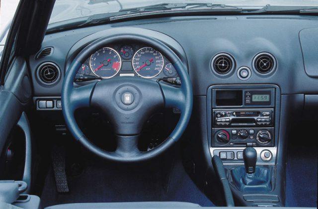 Mazda MX-5 10th Anniversary.