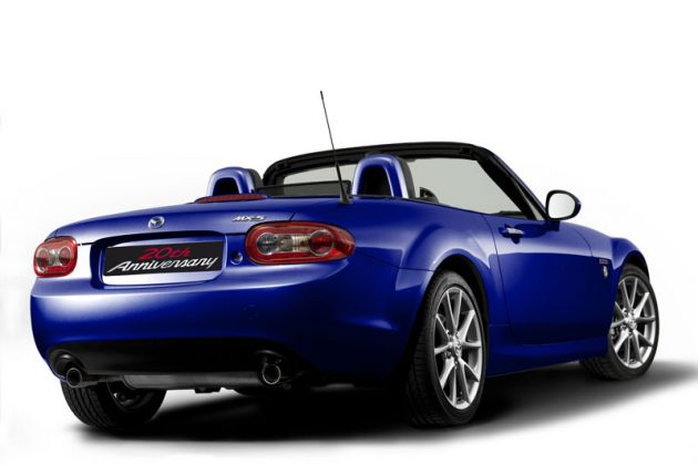 Mazda MX-5 20th Anniversary.