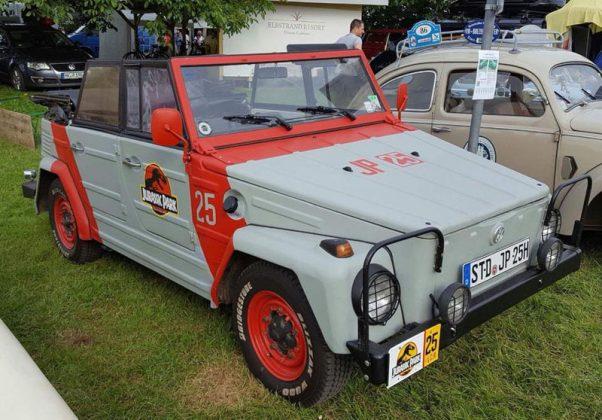 VW Kübel Jurassic Park