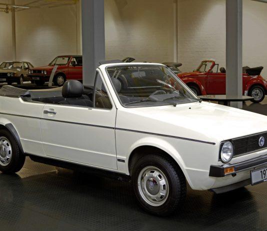 VW Golf I Cabriolet Prototyp (1976). Foto: Auto-Medienportal.Net/Volkswagen