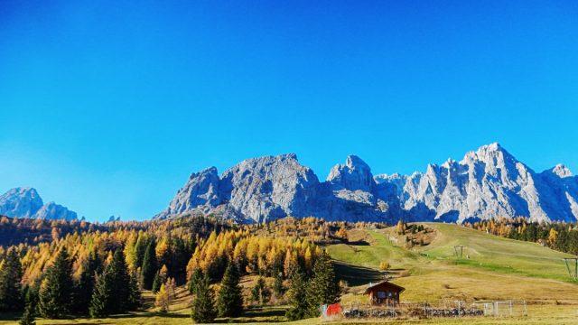 Season Ending Dolomiten Foto: Gerhard Riedl