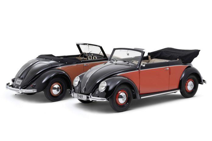 70 Jahre Volkswagen Käfer Cabrio. Foto: Auto-Medienportal.Net/Volkswagen
