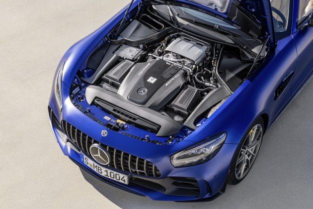 AMG GT R Roadster. Foto: Auto-Medienportal.Net/Daimler