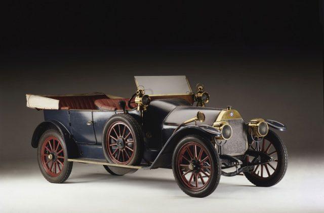 Alfa 24 HP (1910). Foto: Auto-Medienportal.Net/FCA