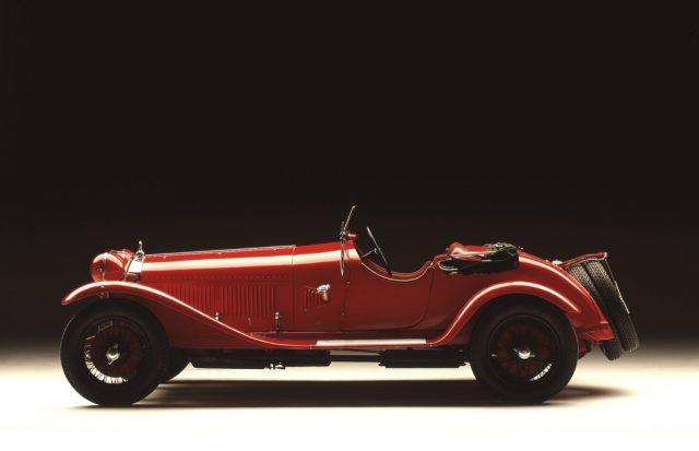 Alfa Romeo 6C 1750 Gran Sport (1930). Foto: Auto-Medienportal.Net/FCA