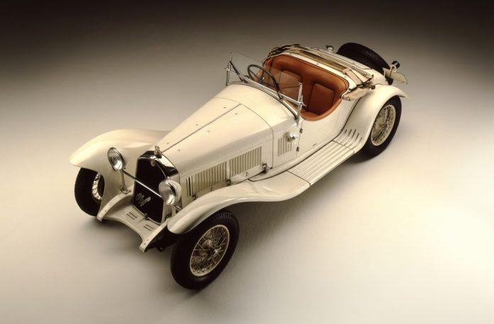 Alfa Romeo 6C 1750 Gran Sport (1931). Foto: Auto-Medienportal.Net/FCA