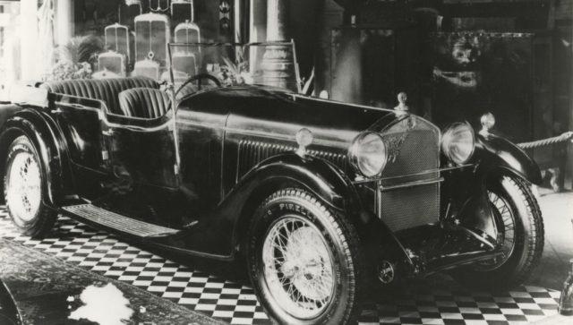 Alfa Romeo 6C 1750 Sport (1929). Foto: Auto-Medienportal.Net/FCA