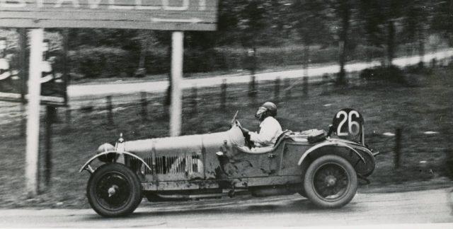 Alfa Romeo 6C 1750 Super Sport von Goffredo Zehender beim 24-Stunden-Rennen von Spa-Francorchamps im Jahr 1929 Foto: Auto-Medienportal.Net/FCA
