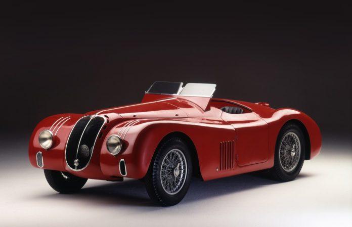 Alfa Romeo 6C 2500 Corsa (1939) Foto: Auto-Medienportal.Net/FCA