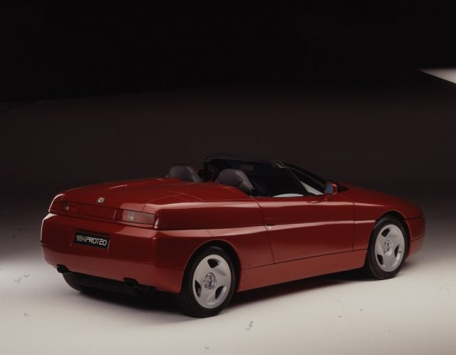 Alfa Romeo Protéo (1991) Foto: Auto-Medienportal.Net/FCA