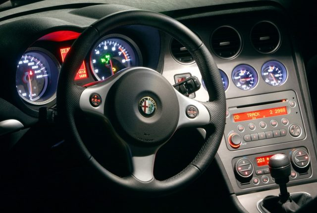 Alfa Romeo Spider. Foto: Auto-Medienportal.Net/Alfa Romeo