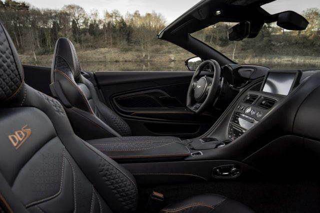 Aston Martin DBS Superleggera Volante. Foto: Auto-Medienportal.Net/Aston Martin