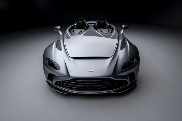 Aston Martin V12 Speedster Foto: Auto-Medienportal.Net/Aston Martin