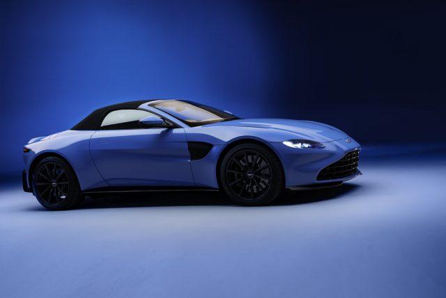 Aston Martin Vantage Roadster Foto: Auto-Medienportal.Net/Aston Martin
