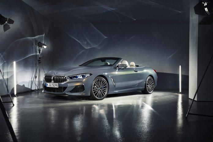 BMW 8er Cabriolet. Foto: Auto-Medienportal.Net/BMW