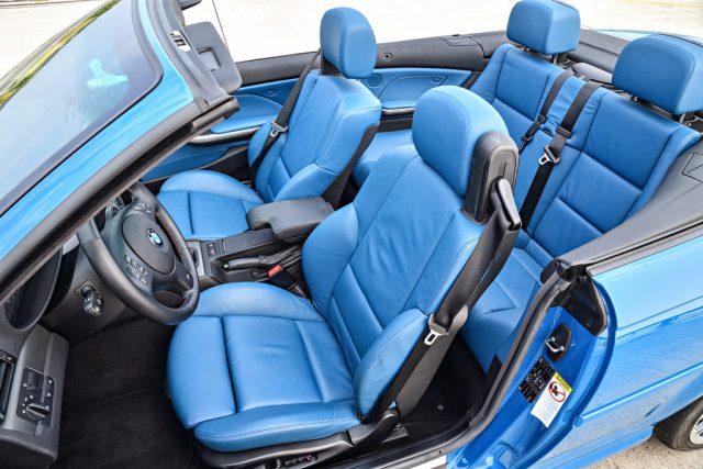 BMW M3 Cabrio (E46) Foto: BMW
