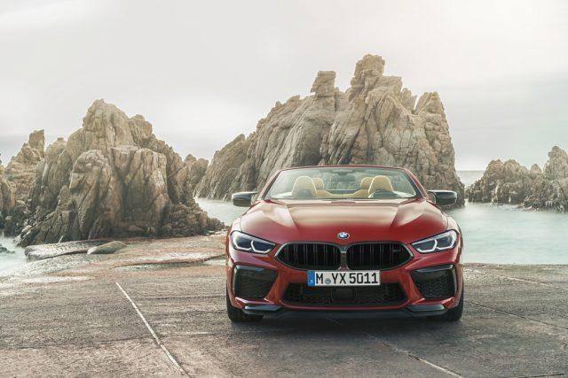 BMW M8 Cabriolet. Foto: Auto-Medienportal.Net/BMW