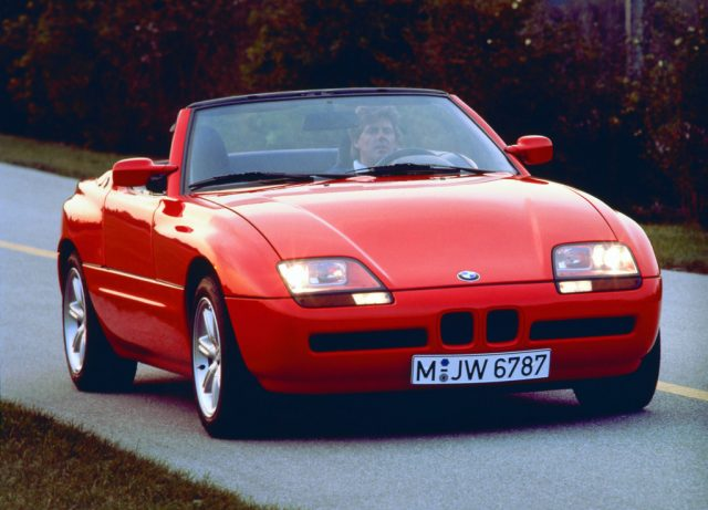 BMW Z1 (1988-1991). Foto: Auto-Medienportal.Net/BMW