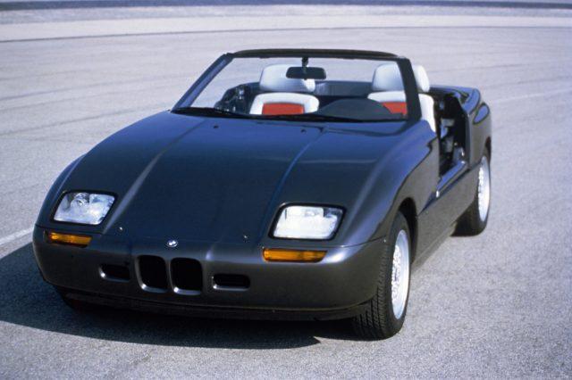 BMW Z1 Prototyp (1985). Foto: Auto-Medienportal.Net/BMW